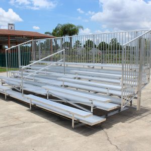 Southeastern Seating bleacher for sale or rent