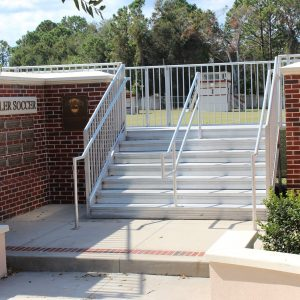 Southeastern Seating handrail for sale and installation